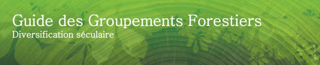 Guide pdf des groupements forestiers en ligne